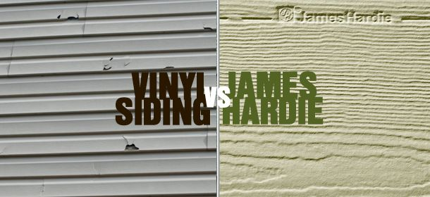 James Hardie vs Vinyl Siding: Which option is the best