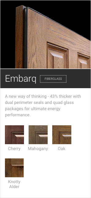 Embarq Entry Doors