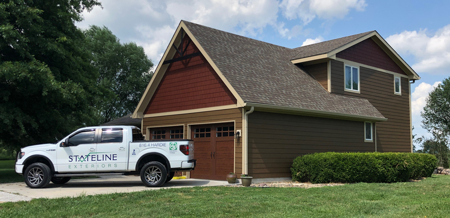 About StateLine Exteriors | Kansas City