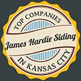 James Hardie Top Kansas City Siding Company