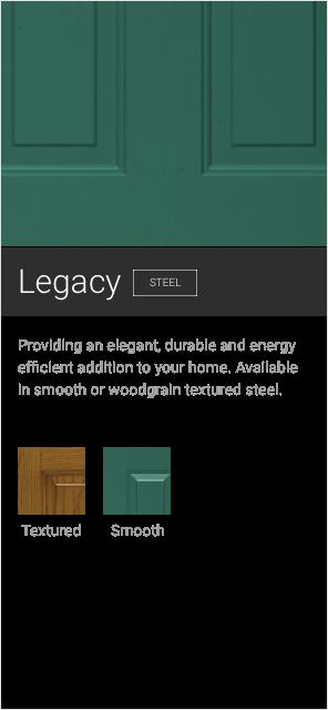 Legacy Entry Doors