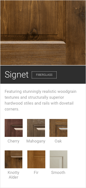 Signet Doors | Kansas City