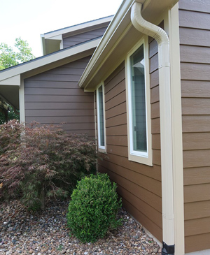What is fiber cement siding?