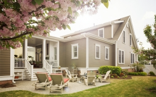 Fireproof Home With James Hardie Siding