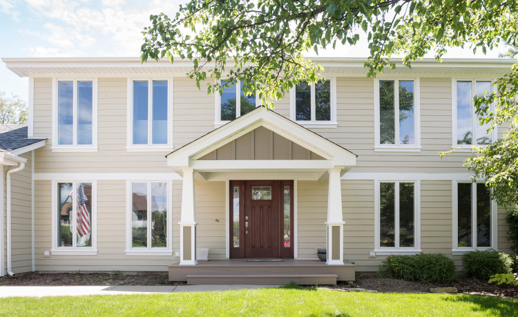 Why fiber cement siding is a great alternative to stucco for your Kansas City area home.