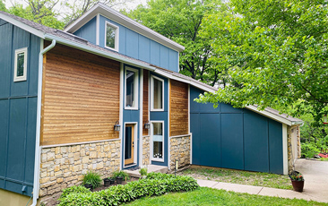 James Hardie Siding Contractor in Kansas City