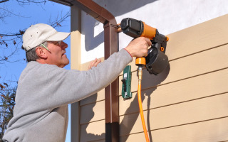 Can anyone install Hardie siding?